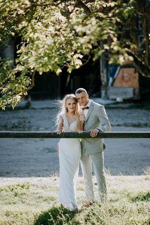 Suknia ślubna Carmela Vogue&She