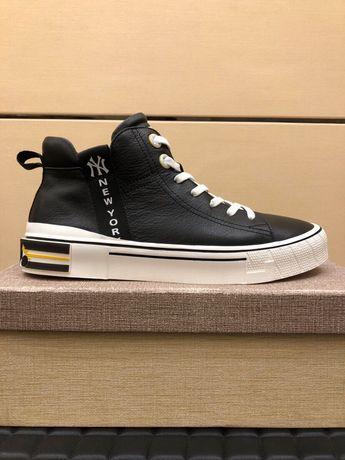 Gucci 42 43 44 мужские кроссовки кожаные кеды гуччи armani dior fendi