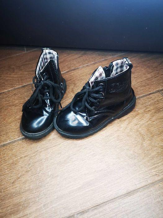 Детские демисизонные ботиночки 23 размер Васильковка - изображение 1