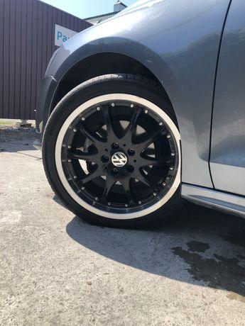 Диски dbv Volkswagen Audi  r18 с резиной