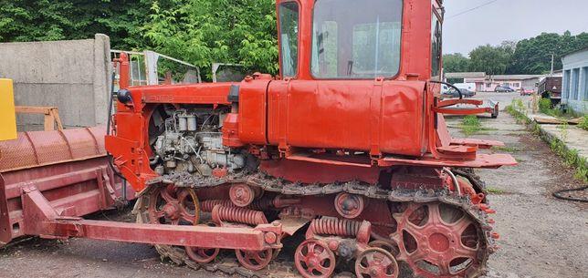 Трактор ДТ 75 гусеничный