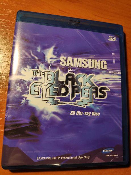 samsung The Black Eyed Peas 3D Blu-ray Disc, używa