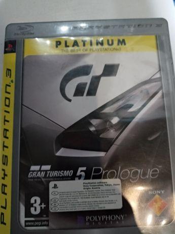 Gra do PS3 grand turismo 5 prologeu