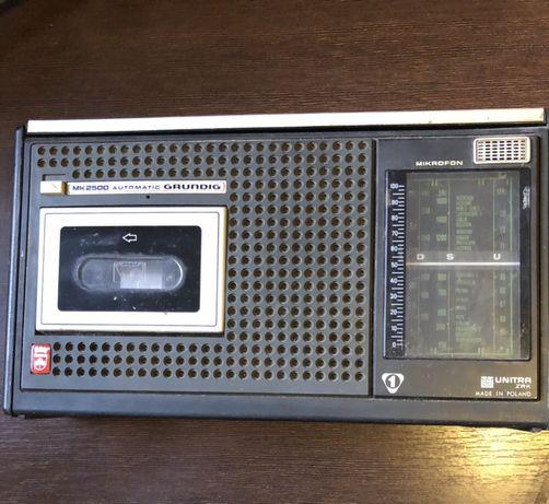 Radiomagnetofon Grundig 2500 MK