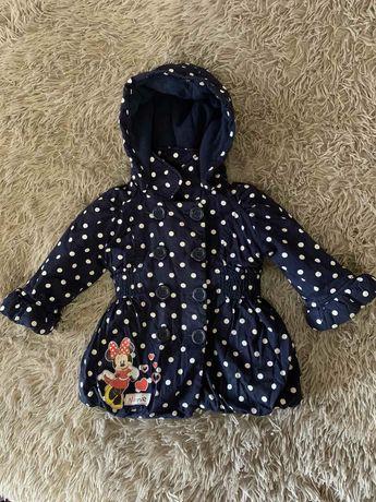 Курточка Disney на малышку