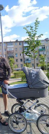 Продам коляску классика 2в1 roan rialto marita классическая adamex
