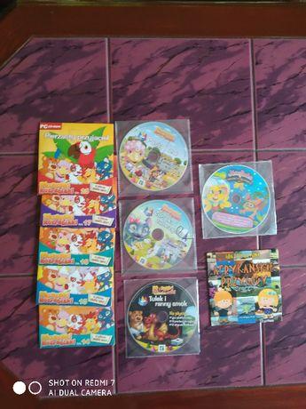 Gry CD-ROM-dla dzieci