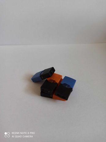 Мех мод. батарея smoke v8 5 картриджей на juul, корпус от ijust 3 v
