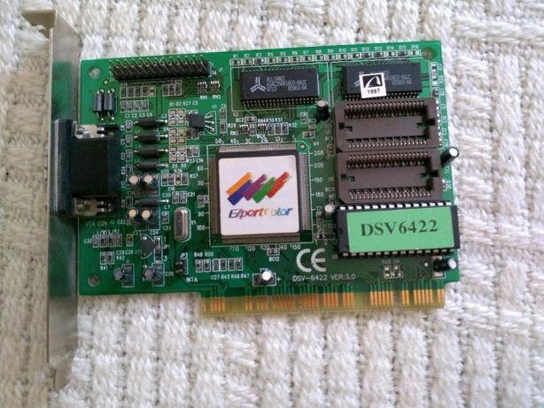 Karta graficzna EXPERTCOLOR DSV 6422 PCI