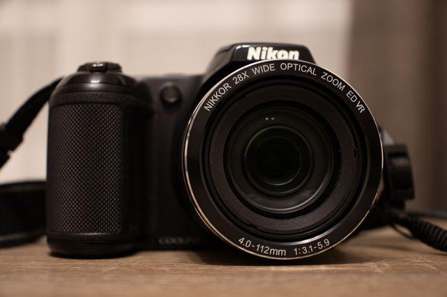 Фотоапарат nikon coolpix L340