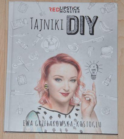 Tajniki DIY Red Lipstick Monster Ewa Grzelakowska-Kostoglu