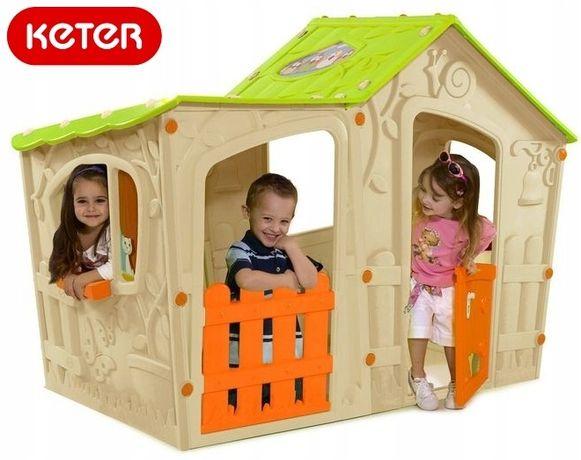 Дитячий будинок Keter Magic Villa
