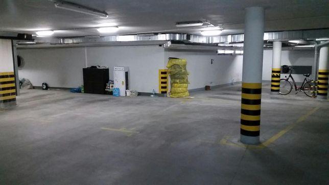 Garaż miejsce postojowe parkingowe w hali