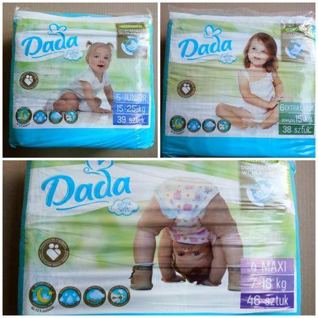 Памперсы дада dada Pampers premium care Хеппи Хаггис классик подгузник