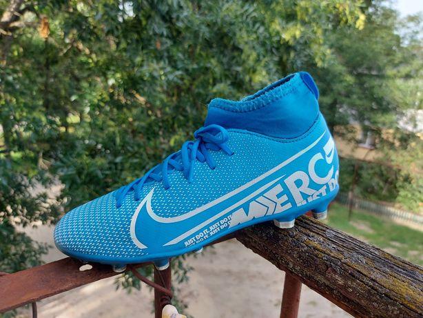 Nike Mercurial Cr7 Бутсы Копачки 37.5 роз. Футбольні бутси копочки.