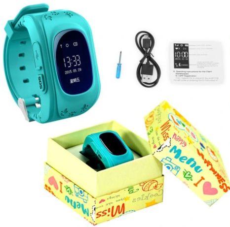 Geolokalizator/ smartwatch GPS dla dziecka.