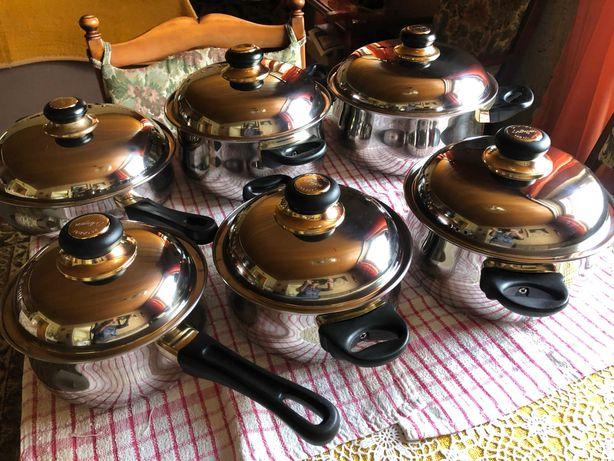 Garnki Solingen do Twojej kuchni