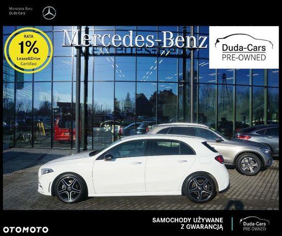 Mercedes-Benz Klasa A Mercedes Benz A200 W177 Kamera cofania...