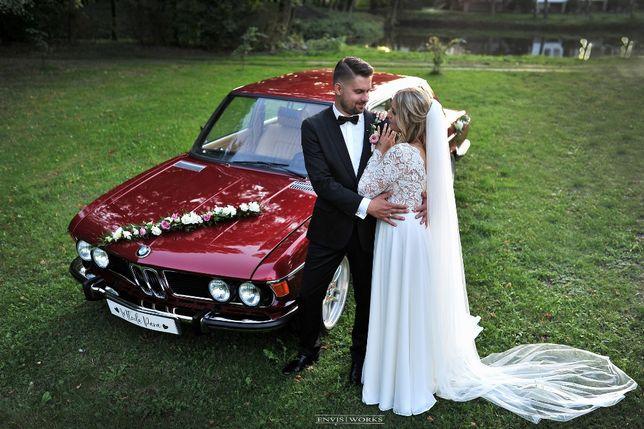 klasykiem do ślubu piękne BMW e3 - seria 7 klima bmw e9 wyjatkowe auto