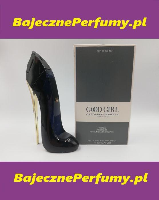 Perfumy CAROLINA HERRERA Good Girl 80ml tester hit okazja WYSYŁKA qqww Częstochowa - image 1