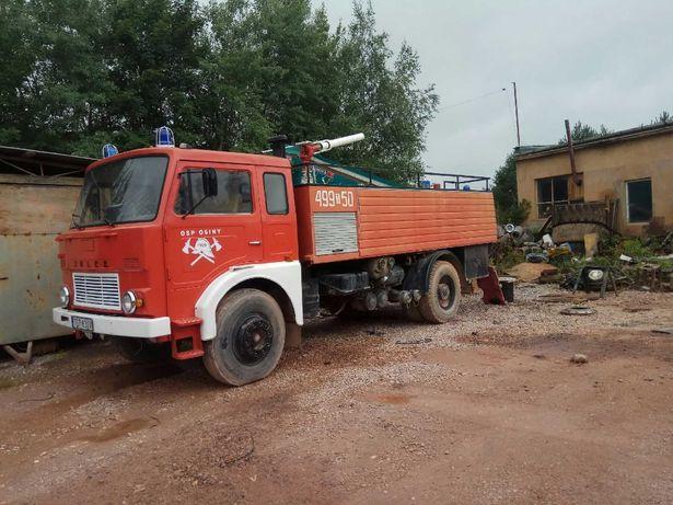 Samochód pożarniczy JELCZ 004 - wynajem