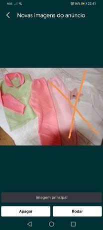 Pijamas 6 anos baratos unissexo