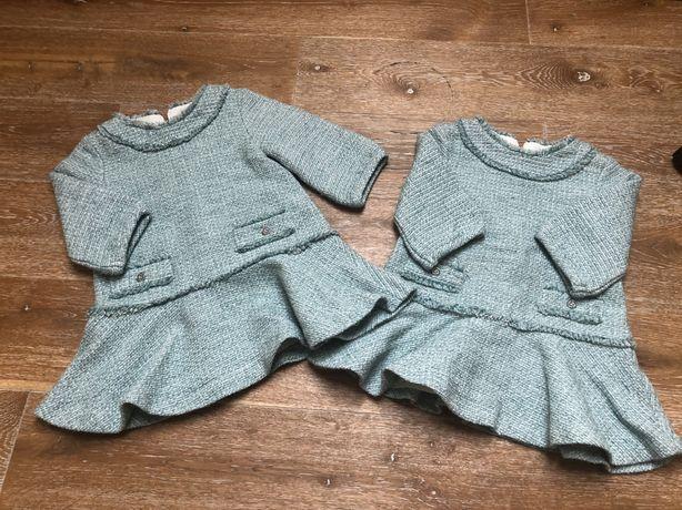 Платья Майорал 2, 3,4 года, для двойняшек