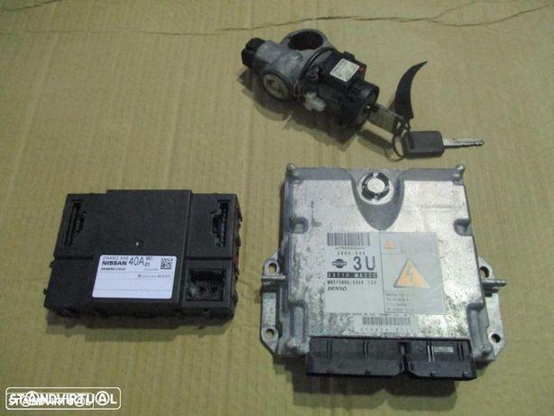 Centralina Nissan Cabstar 2.5DCI 06-12
