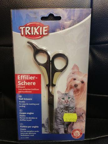 Nożyczki trymerskie dla zwierząt TRIXIE