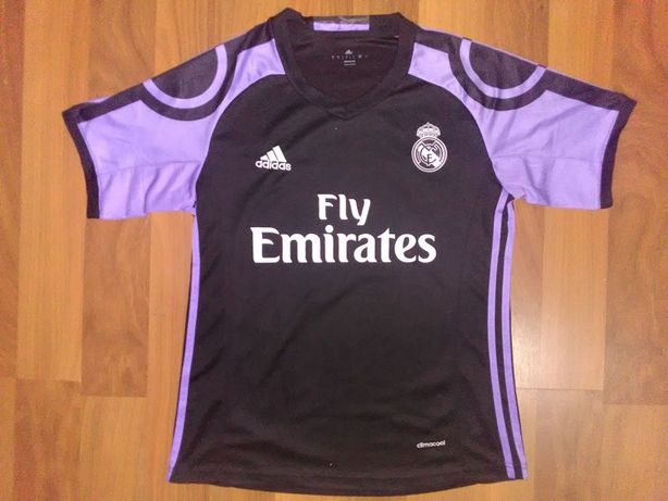 Футболка футбольная, джерси Реал Мадрид Adidas (Real Madrid) 2016/2017