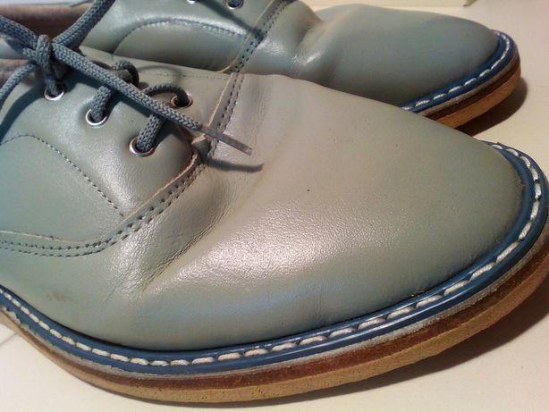 Советские женские кожаные ботинки новые СССР