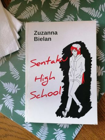 Sentaku High School książka Anime manga yaoi shounen shoujo