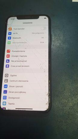 Iphone X Lcd Oryginal dziala do regeneracji