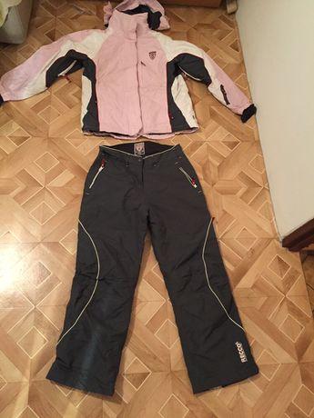 Kurtka i spodnie na narty Tchibo. Rozmiar 40/42
