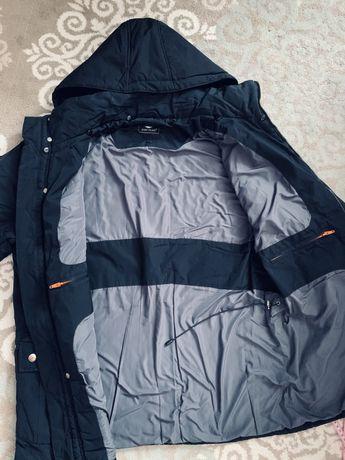 Куртка-пальто мужская удлиненная Snow Image 48-50р.