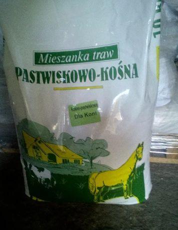 Mieszanka traw dla koni, mieszanka pastwiskowa, nasiona traw dla koni