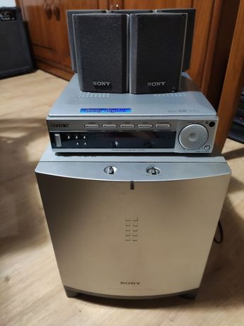 Sistema Home Cinema Sony