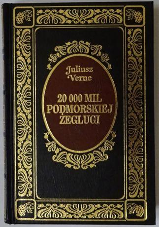 20 000 mil podmorskiej żeglugi Juliusz Verne