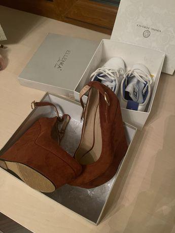 Туфли , кроссовки Reebok оригинал в подарок .