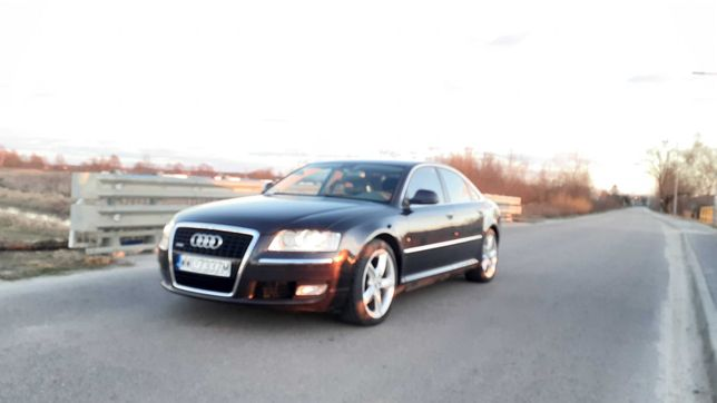 Audi a8 d3 po 2 lifcie