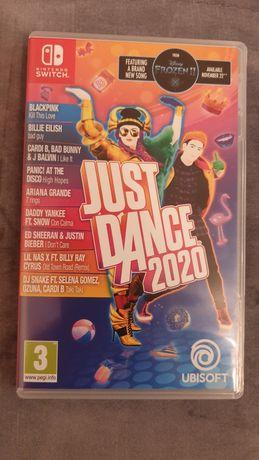 Just Dance 2020. Nitendo Switch. Stan idealny.