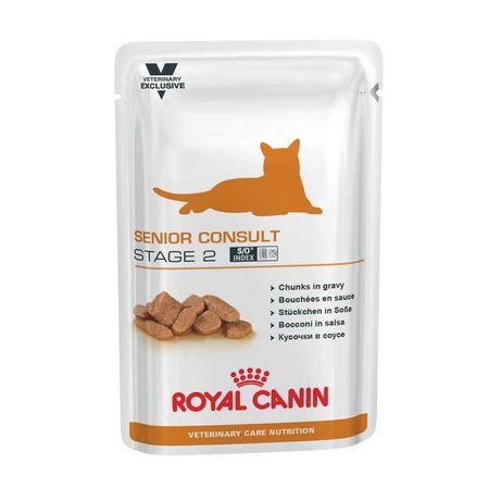КонROYAL CANIN консервы для старых пожилых кошек скидка - 30%