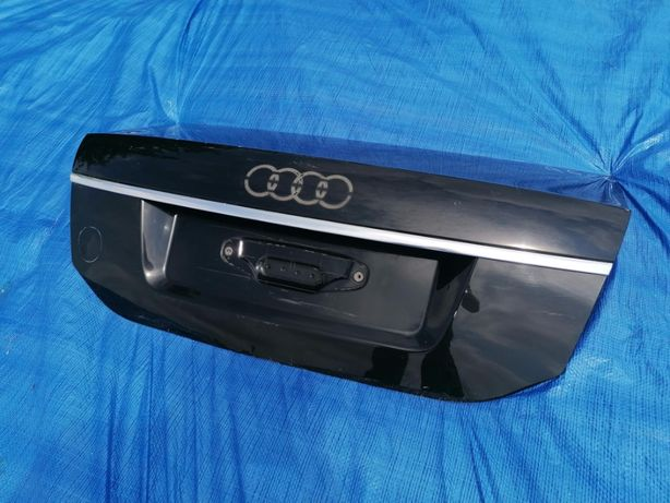 Klapa Bagażnika z listwą chromową Audi A6 C6 Sedan 4F0