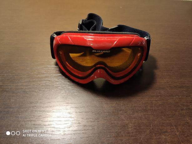 Nowe Goggle narciarskie dziecięce Blizzard