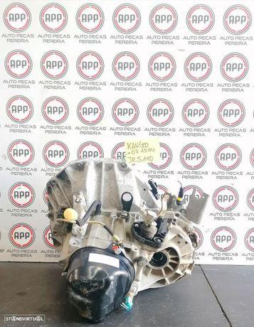 Caixa de velocidades Renault Kangoo de 2007 1.5 DCI referência JR5116, com sensor. IVA INCLUÍDO.