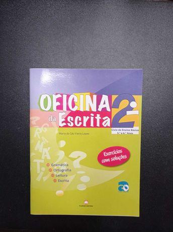Caderno de atividades de Português-2ºciclo