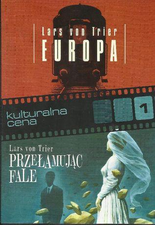 Europa/ Przełamując Fale 2 DVD Lars Von Trier Gutek Film oryginał