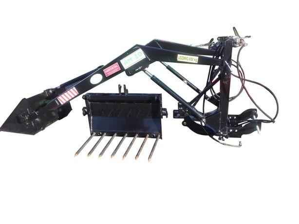 ładowacz czołowy TUR 2 sekcyjny do ursus c360, c330,mf255, T-25