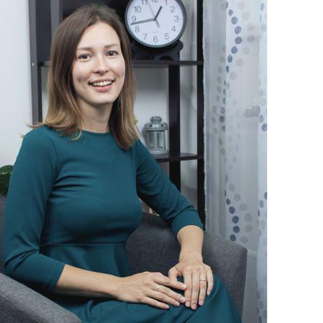 Психолог, психотерапевт, Киев очно, онлайн