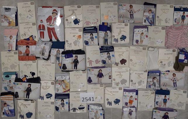 Детская сток одежда для малышей Baby МIX Lupilu Германия  Lidl